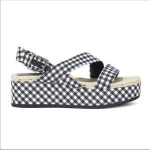 Rag & Bone New York Platform Sandals